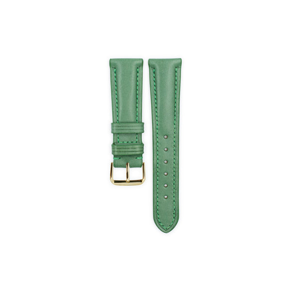 Green Soft Calf Leather