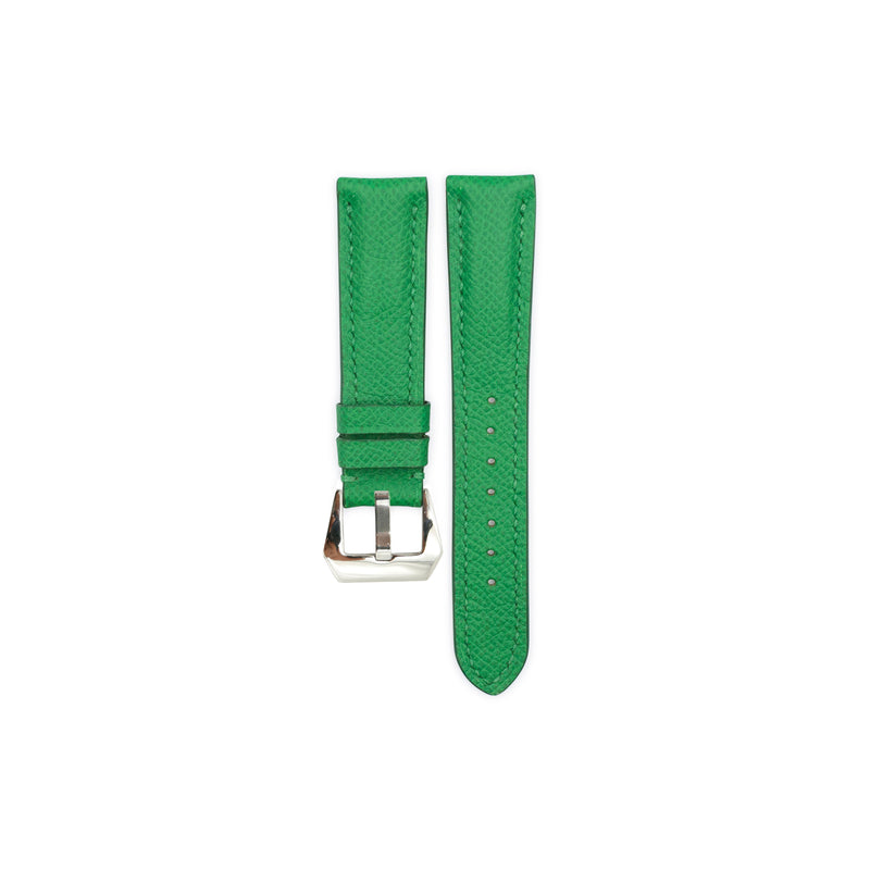 Bright Green EPSOM Calf Leather
