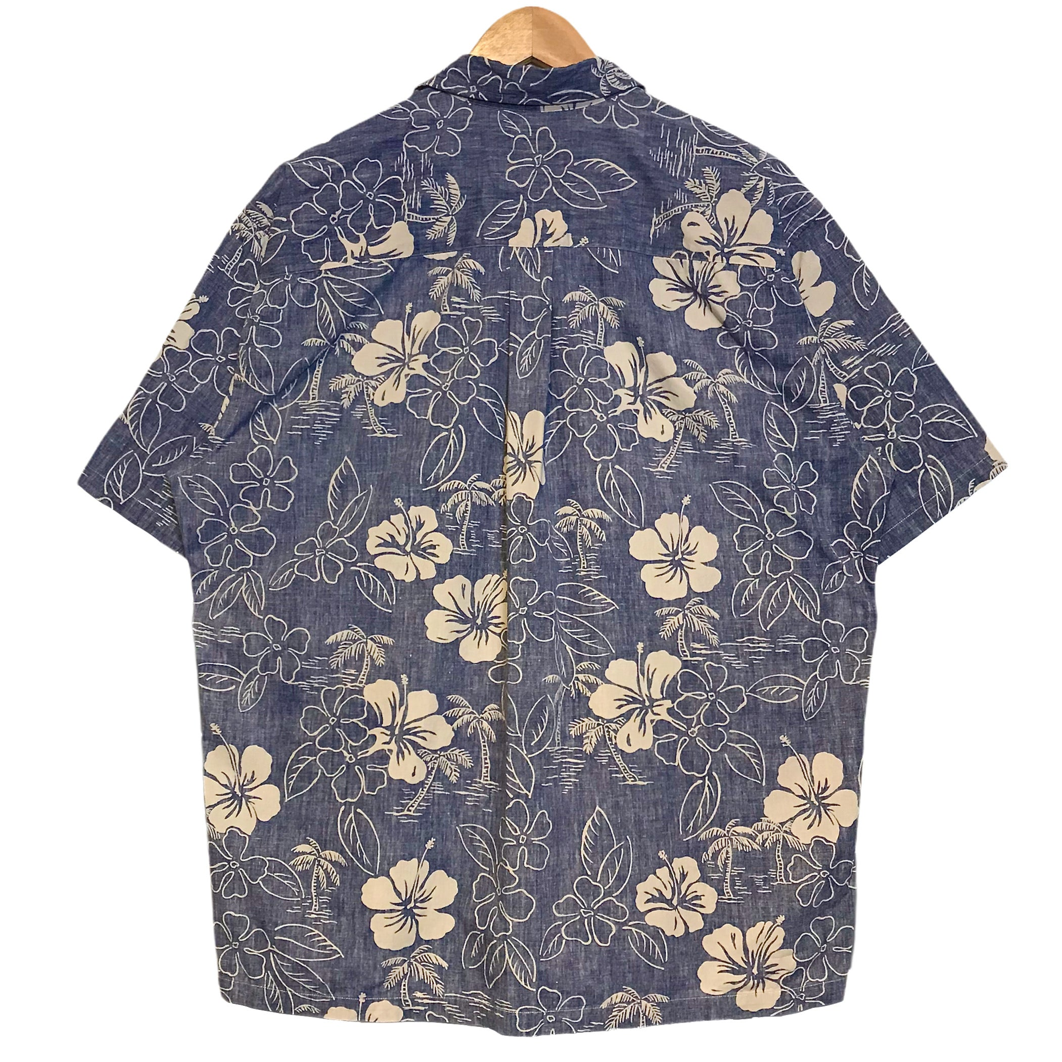 VTG COOKE STREET ALOHA SHIRT (LARGE)