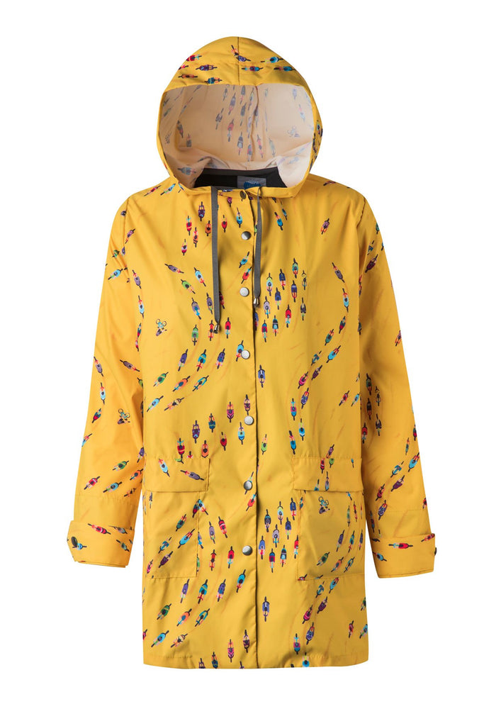 Please Rain Raincoat Women Escarabajos de Oro Windproof jacket waterproof coat Pleaserain