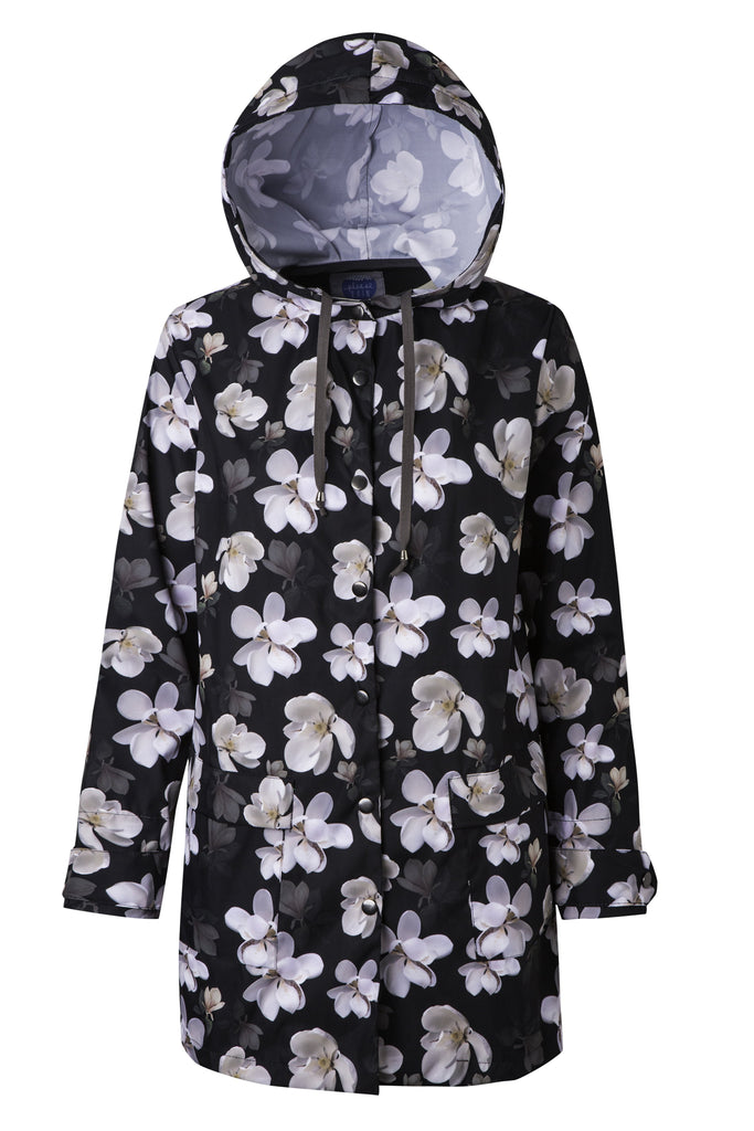 Please Rain Raincoat Women Magnolio Windproof jacket waterproof coat Pleaserain