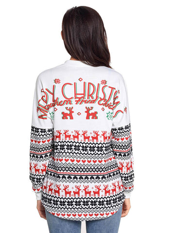 Image of Christmas Sweater Spirit Jersey (LC250539-22-2)