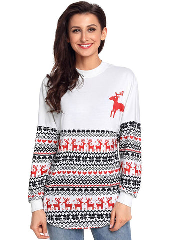 Image of Christmas Sweater Spirit Jersey (LC250539-22-1)