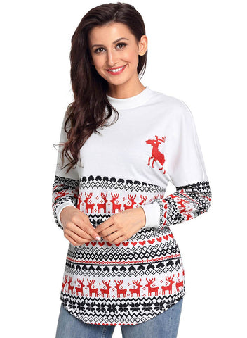 Image of Christmas Sweater Spirit Jersey (LC250539-22-3)