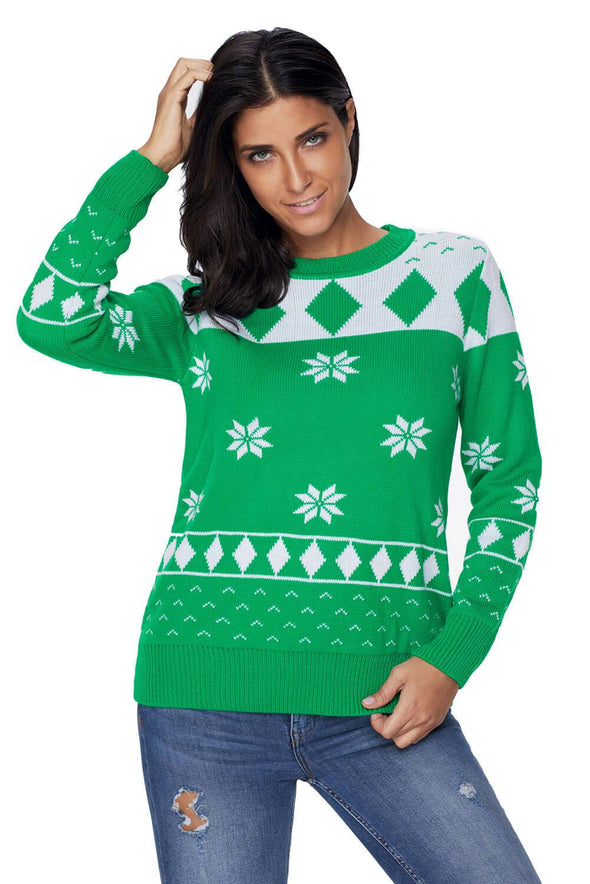 3D Christmas Sweater (LC27787-9-1)