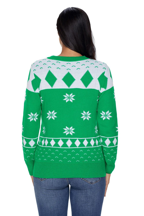 3D Christmas Sweater (LC27787-9-2)
