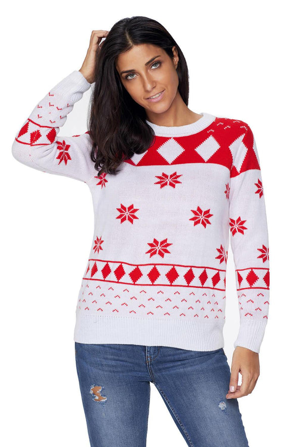 3D Christmas Sweater (LC27787-1-1)