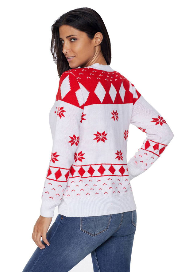 3D Christmas Sweater (LC27787-1-2)