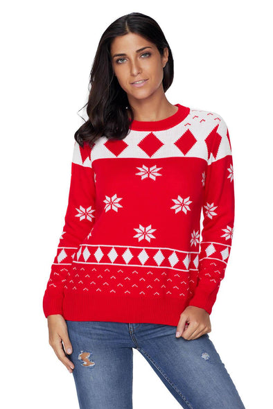 3D Christmas Sweater (LC27787-3-1)
