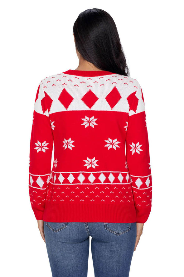 3D Christmas Sweater (LC27787-3-2)