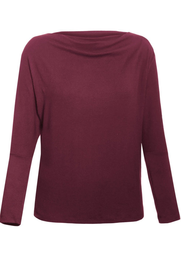 Concise Pullover Sweatshirt (LC251467-3-2)