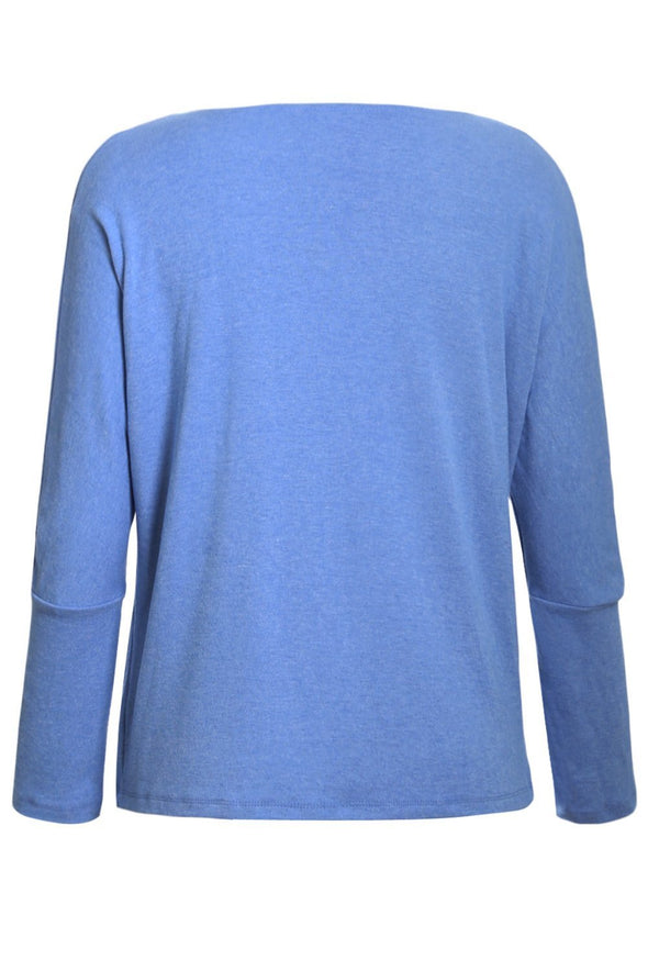 Concise Pullover Sweatshirt (LC251467-5-3)