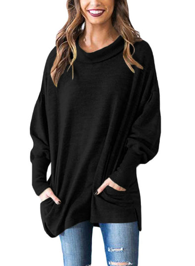 Slope Side Snuggles Tunic Sweater