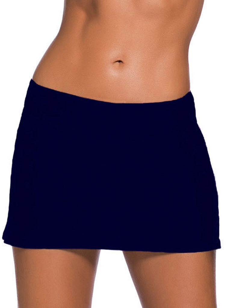 Skirted Swim Bikini Bottom