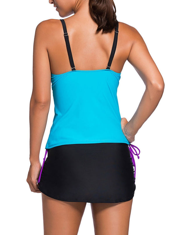Tankini Skort Bottom Swimsuit