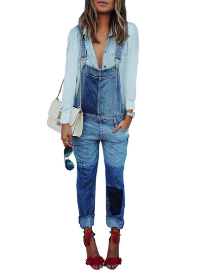Blue Denim Jeans (LC786136-4-1)