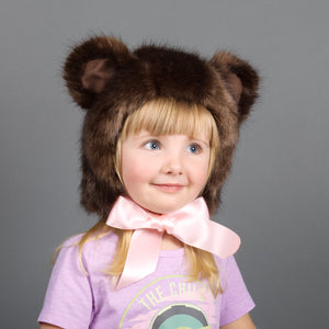 Bear Hood - Kids Size (Custom)