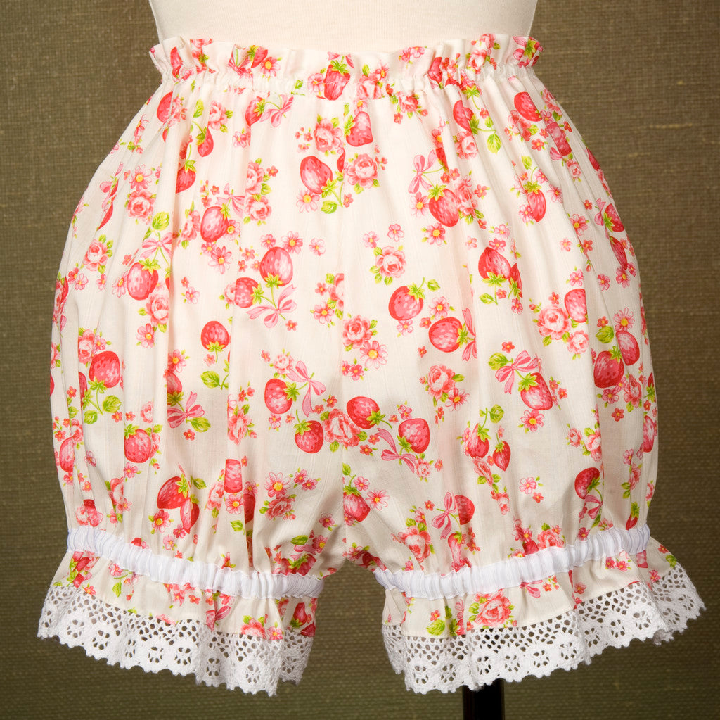 Strawberry Bloomers/Drawers