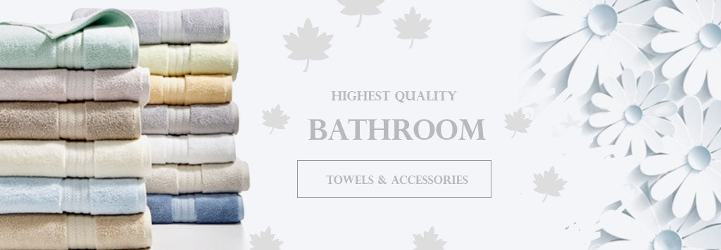 Bathroom towel at the best deals