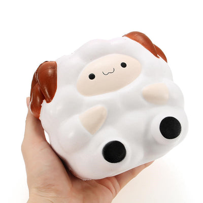 Jumbo Squishy Sheep Slow Rising Gift Decor Soft Squeeze Toy
