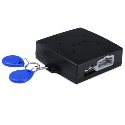 RFID Car Alarm Finger Push Starter Engine Start Stop Transponder Immobilizer Keyless Go Entry System