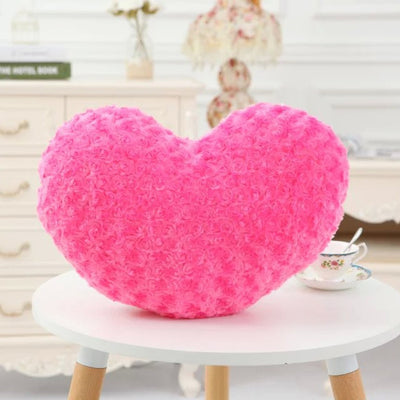 50cm Heart Love You  Stuffed Toy Soft and Comfortable Lovely Bed Accompany