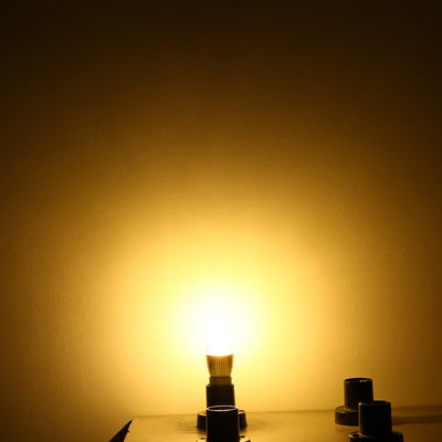 E12 110V 6W SMD 3014 LED Candle Light