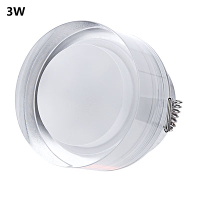3W Round Surface Mounted LED Spotlight