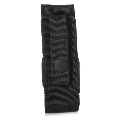 HARNDS AK4010 Portable Nylon Knife Pouch Sheath with Belt for Hanging Waistband