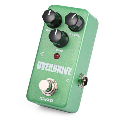 Flanger KOKKO Overdrive Mini Guitar Effect Pedal Accessory