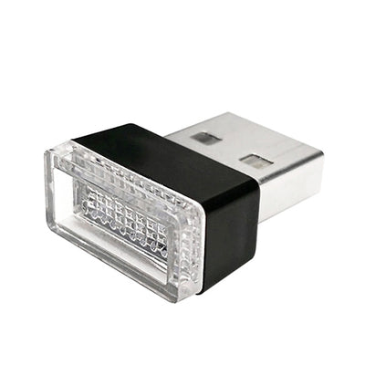 USB Atmosphere Lamp LED Light for Car Interior Decoration