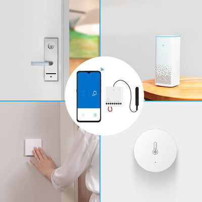 Aqara Two-way Module Smart Setting APP Control ( Xiaomi Ecosystem Product )