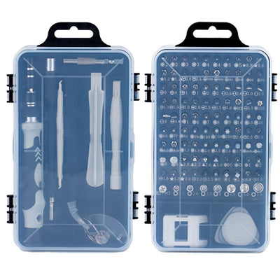 115 in 1 Screwdriver Set Multi-function Mobile Phone Digital Device Repair Tool Chrome Vanadium Steel Screwdriver Set