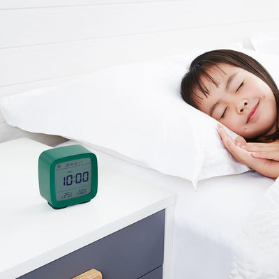 CGD1 Mini Multifunction Bluetooth Alarm Clock Temperature / Humidity Monitor Night Light from Xiaomi youpin