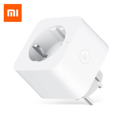 Xiaomi ZNCZ04LM Mini WiFi Smart Socket Voice / Remote Control Timing Function for Household Devices with EU Plug