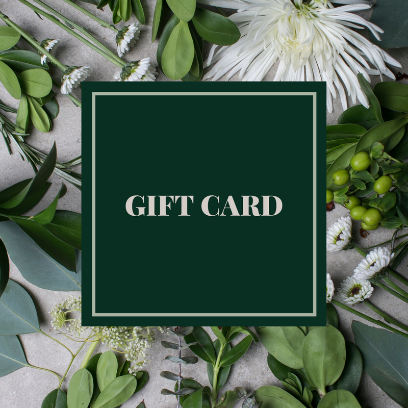 - Skincare Gift Card -