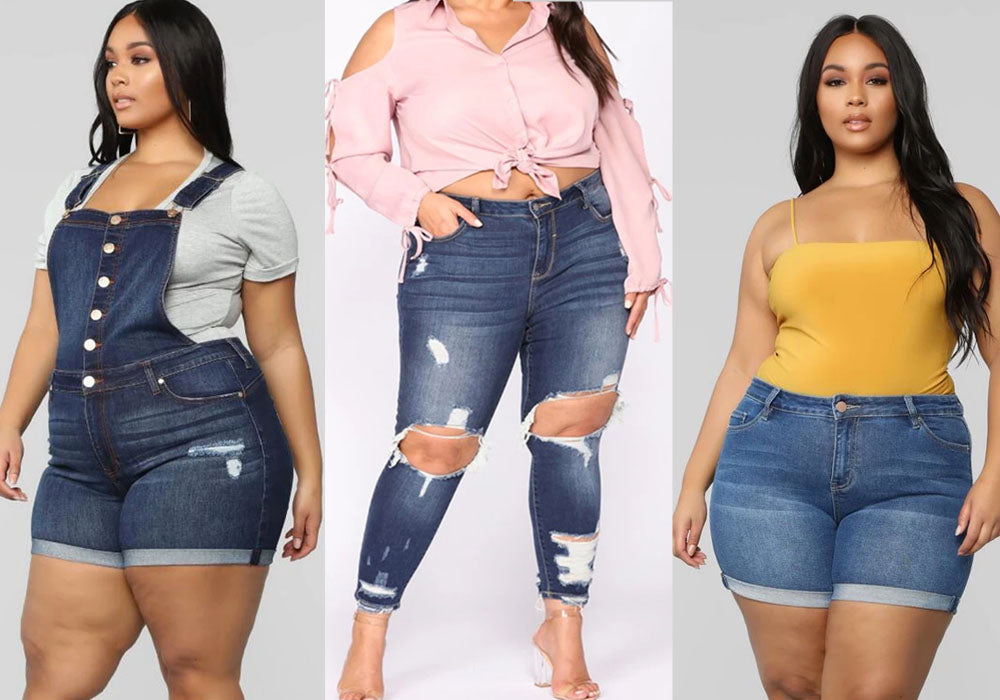 BREAK THE PLUS SIZE RULES AND LOOK AMAZING, plus size fashion tips, girlsintrendy