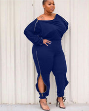 Chilly Moments Jumpsuit - Girlsintrendy, Girls In Trendy