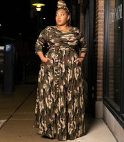 Don't Break The Rules Plus Size Dress - Girlsintrendy, Girls In Trendy