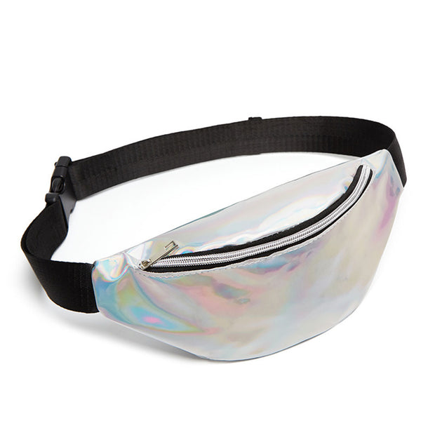 Unicorn Laser Waist Bag - Girlsintrendy, Girls In Trendy