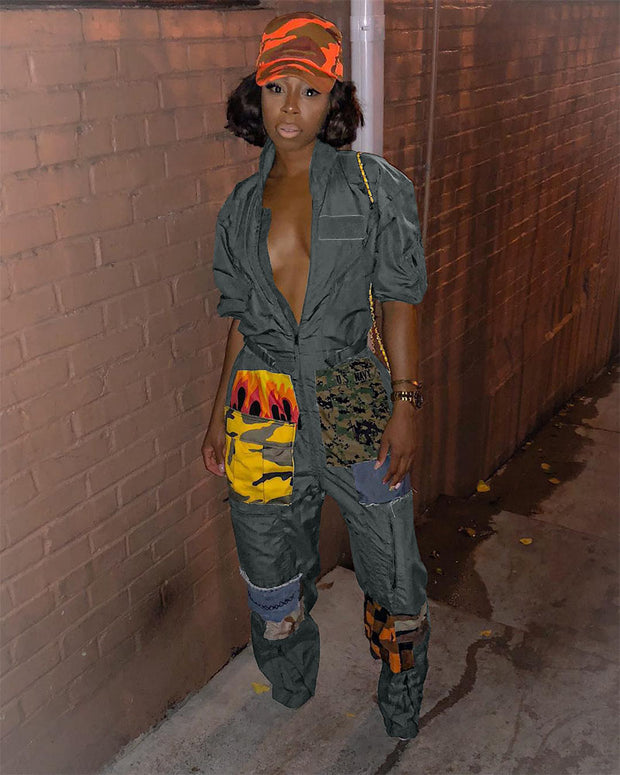 Hip-hop Diva Jumpsuits - Girlsintrendy, Girls In Trendy