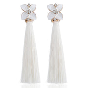 Bohemia Girl Tassel  Earrings - Girlsintrendy, Girls In Trendy