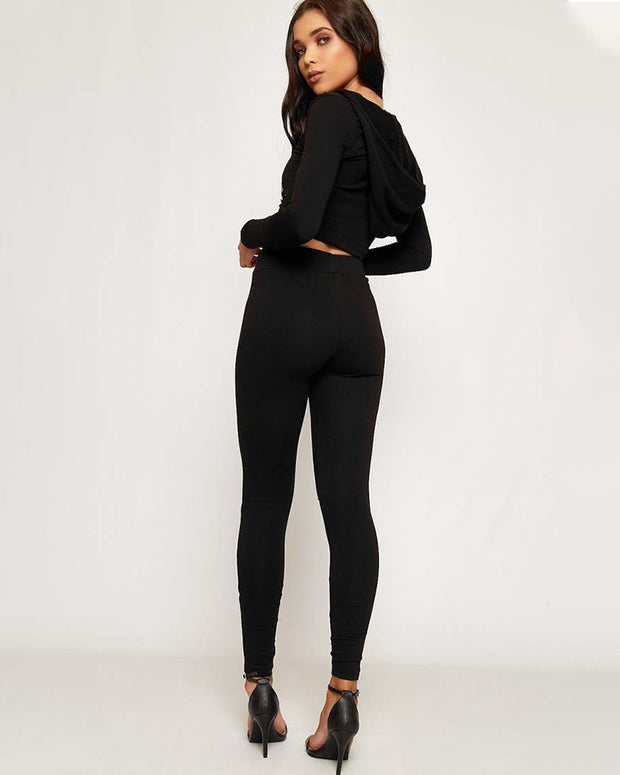 Fine Line Pant Set - Girlsintrendy, Girls In Trendy