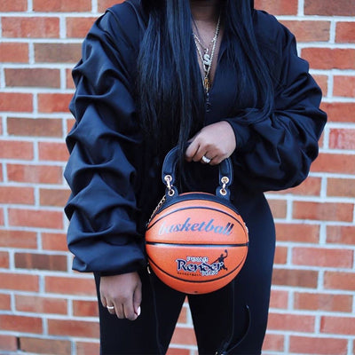 Play Basketball With Me Bag - Girlsintrendy, Girls In Trendy
