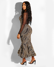 Just Dance Maxi Dress - Girlsintrendy, Girls In Trendy