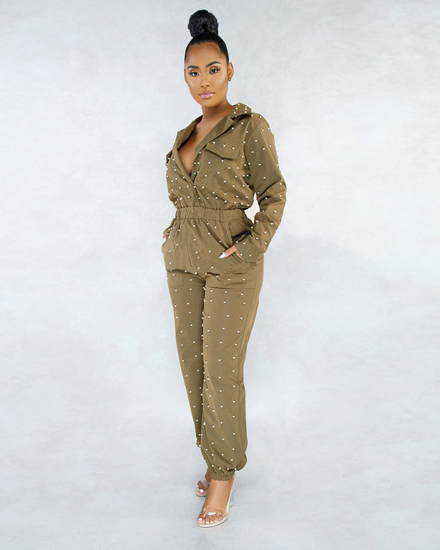 Just Girly Things Jumpsuit - Girlsintrendy, Girls In Trendy