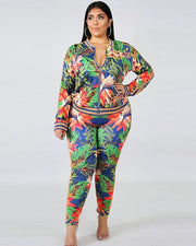 Never Say Goodbye Plus Size Set - Girlsintrendy, Girls In Trendy