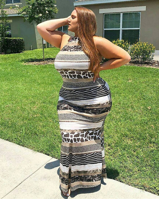 Love is Eternal Maxi Bodycon Dress - Girlsintrendy, Girls In Trendy