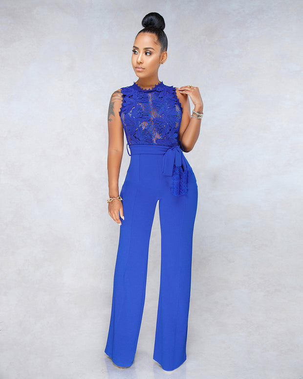 Ready To Lace Jumpsuit - Girlsintrendy, Girls In Trendy