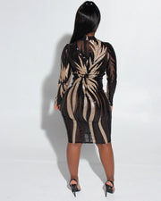 SUDDEN GOLDIE DRESS - Girlsintrendy, Girls In Trendy